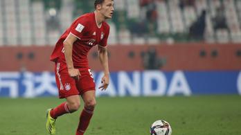 Újabb világbajnok produkált pozitív vírustesztet a Bayernnél