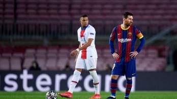 Mbappé barcelonai remeklése rossz hír a Real Madridnak