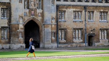 Durván visszaesett a brit egyetemet választó magyarok száma