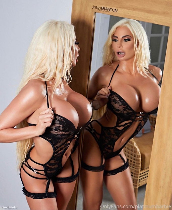 Angele példaképe Pamela Anderson és Jenny McCarthy, de a Kardashian família idomait is irigylésre méltónak tartja
