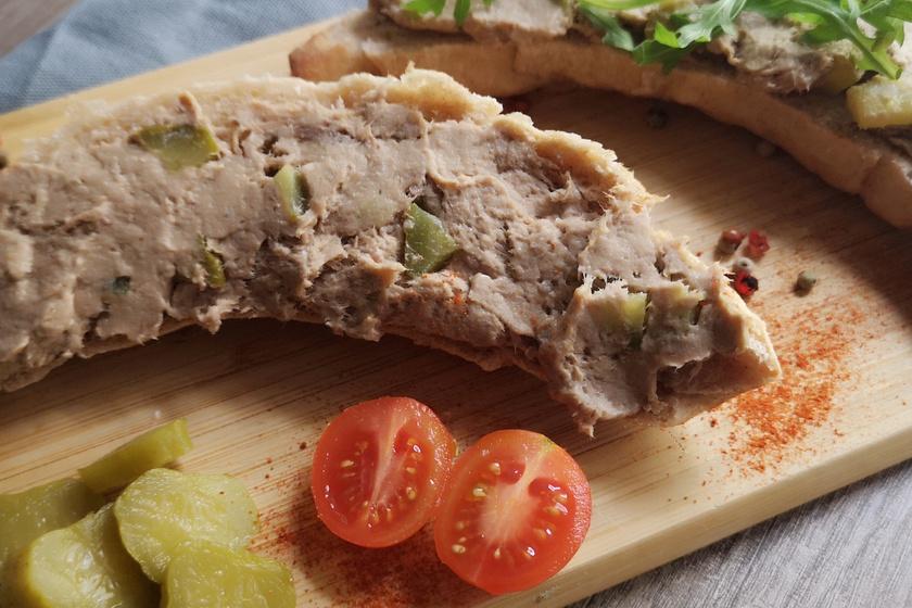 Krémes húspástétom pillanatok alatt  - A megmaradt leveshúsból lesz tökéletes