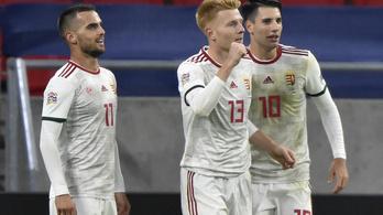 A magyar válogatott a 40. helyen áll a világranglistán