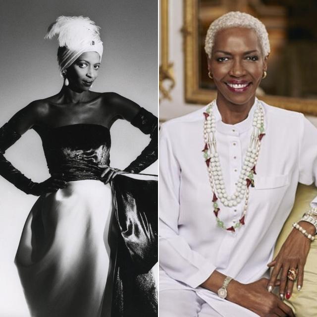 Burundi hercegnőjéből lett Franciaország első fekete modellje: Esther Kamatariért rajongtak a divatmárkák