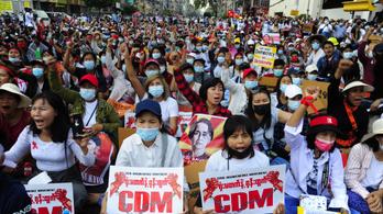 Külügyi tisztviselőket vettek őrizetbe Mianmarban