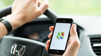 Google Térképből is lehet már parkolásért fizetni Amerikában