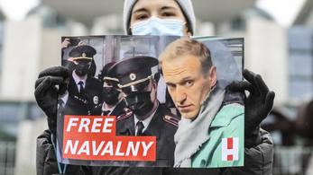 Moszkva nem enged, Navalnij rács mögött marad