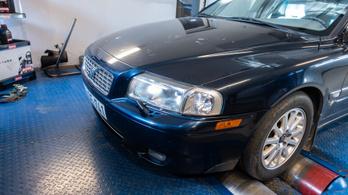 Totalcar Erőmérő: Volvo S80 T6 – 1999.