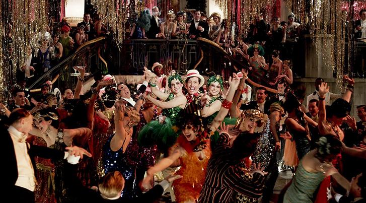 Részlet A nagy Gatsby (2013) című filmből