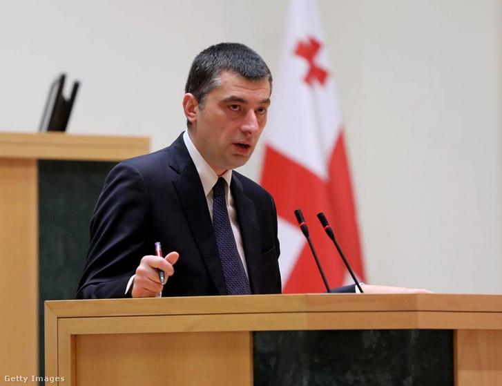 Giorgi Gakharia