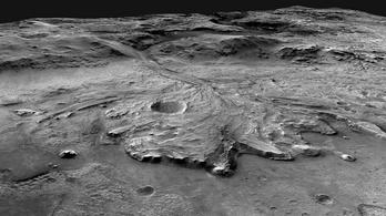 Itt van a Naprendszer legmagasabb hegye és leghosszabb folyóvölgye