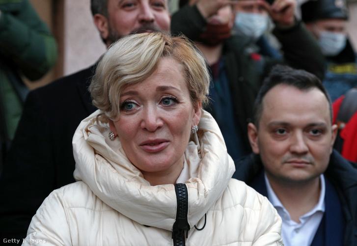 Anasztaszija Sevcsenko