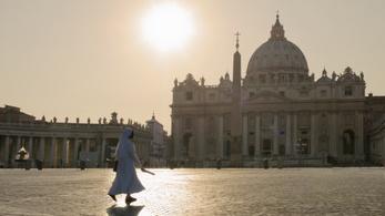 Ha nincs oltás, nincs munka a Vatikánban