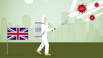 A Pfizer és a Moderna is hatékony a brit mutánssal szemben