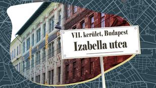 Ki volt Izabella, akiről a terézvárosi utcát elnevezték?