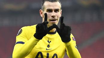 Bale a Puskás Arénában támadt fel, a továbbjutás küszöbén a Spurs