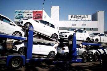 Hatalmas a Renault 2020-as vesztesége