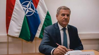 Magyar parancsnok veszi át novemberben a koszovói misszió vezetését