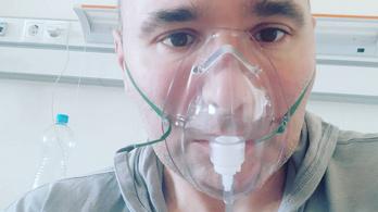 Kórházba került a koronavírus miatt a kétszeres magyar bajnok sportoló