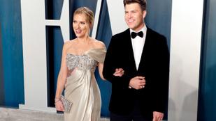 Scarlett Johansson férjét nem izgatta az esküvőjük, de a házasságuk azért jó