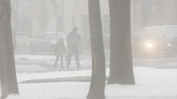 Veszélyes a levegőminőség Északkelet-Magyarországon