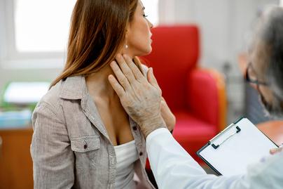 pajzsmirigybetegség tünet