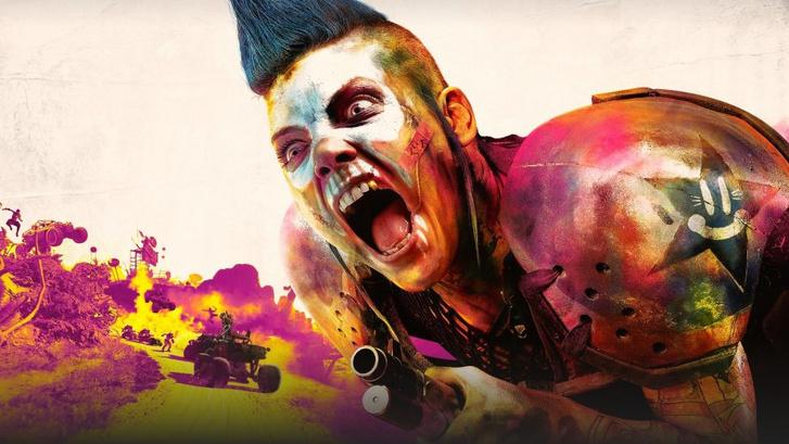 Rage 2 (Forrás: Bethesda Games)