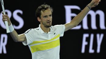 Eldőlt, kivel játszik Djokovics az AusOpen döntőjében
