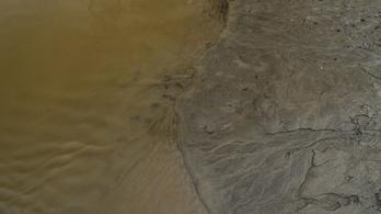 Fokozatosan hígul a Szamost és a Tiszát érő szennyezés