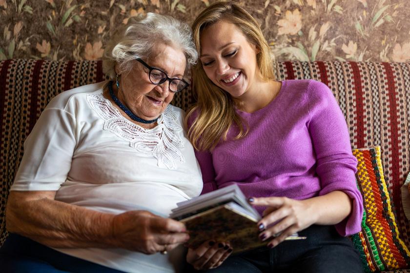 A demens betegektől is lehet tanulni: elgondolkoztató, hogyan látják ők a világot