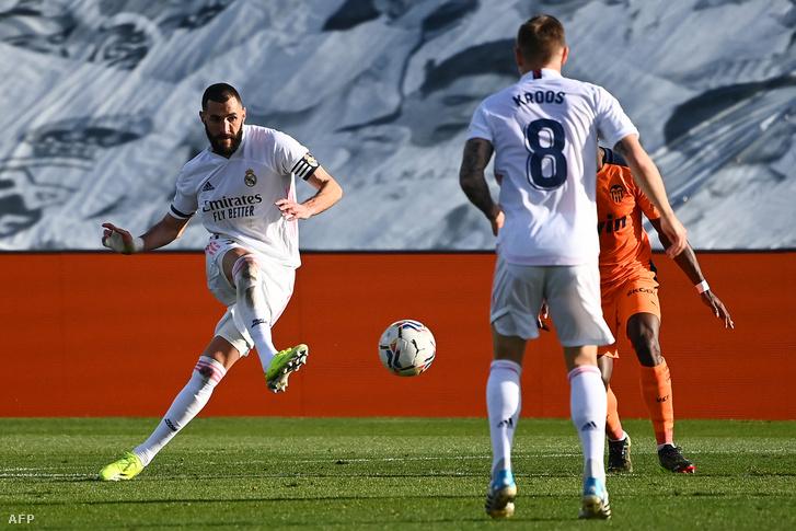 Karim Benzema a Real legújabb sérültje