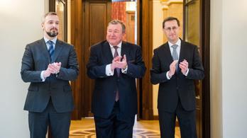 Átadták a Kreml-közeli Nemzetközi Beruházási Bank budapesti székházát