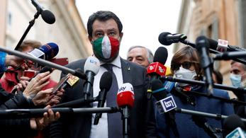 Matteo Salvini: Azonnal cserélnék a magyar migrációs intézkedésekkel is