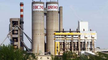 Pert vesztettek a zöldek, újra füstölhet a miskolci cementgyár