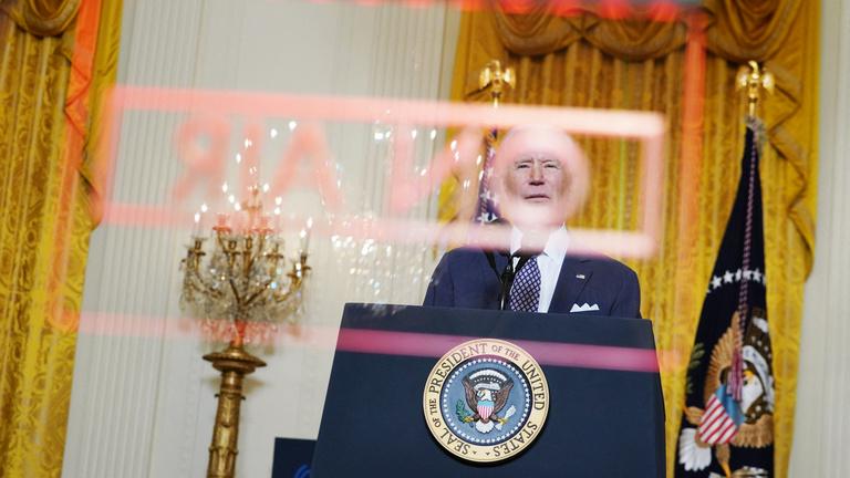 Valóságcárral támadna Biden a milíciák ellen?
