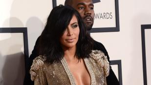 Íme egy-egy fotó Kim Kardashian és Kanye West házasságának valamennyi évéből