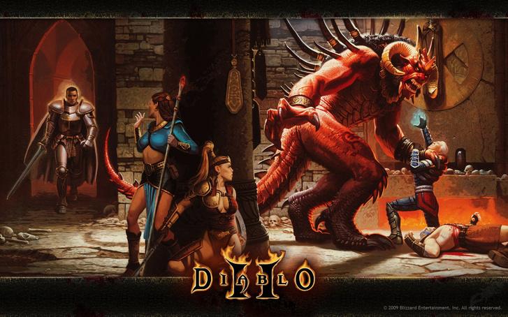 Diablo II Resurrected (Forrás: Activision Blizzard)