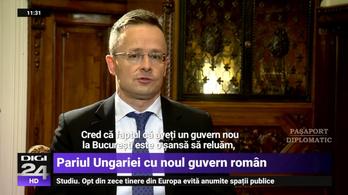 Szijjártó Péter szerint hazudik az egész uniós média