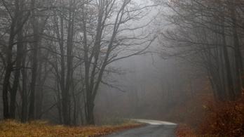 Bénító köd szállja meg Magyarországot