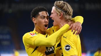 Schalke? 0–4! A Dortmund kivégezte a sereghajtót