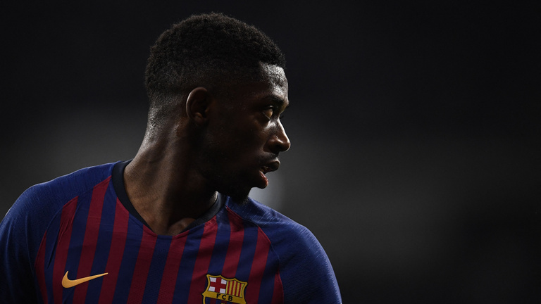 Így dobta ki az ablakon a Barca Mbappét az örökké sérült Dembéléért