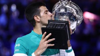 Djokovics iskolázott a döntőben, még mindig ő Ausztrália királya