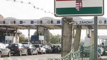Ötórás várakozásra kényszerülnek az autósok Záhonynál