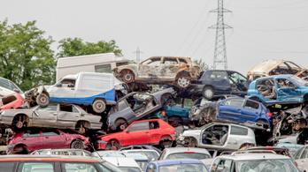 Leváltanák az elavult autókat a britek