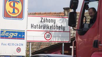 Ukrajna fogadóképtelen, hat óra a várakozási idő Záhonynál