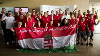 Milliókkal emelkedik a magyar paralimpiai helyezettek díjazása