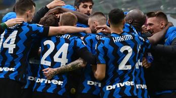 Simán nyerte a milánói derbit, növelte előnyét az Inter