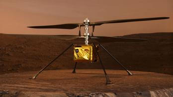 Tweetelt a Mars-járó, hamarosan kezdődhet a történelmi jelentőségű út