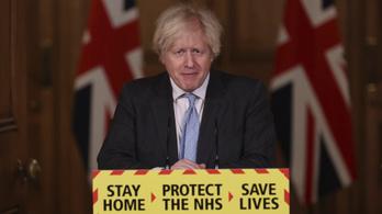 Boris Johnson: Március 8-tól fokozatosan enyhítünk