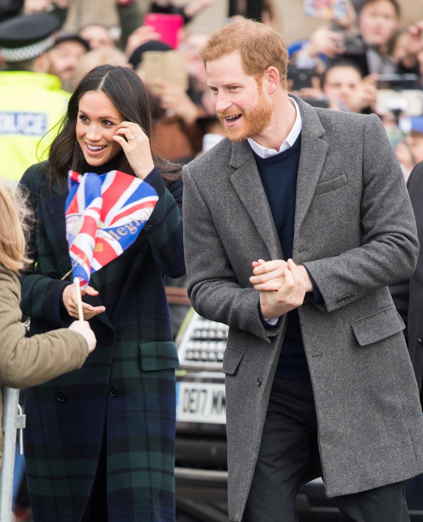 Harry és Meghan exkluzív interjúja március 7-én jelenik meg.