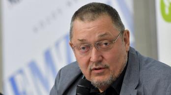 Vidnyánszky Attila szerint földönfutóvá akarják tenni az új SZFE-s tanárokat